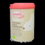 image of Babybio Deserve Formulated Goat's Milk for Children (1-3 years), 900g (Babynat)