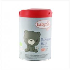 image of Babynat Organic Infant Formula (0 - 12 months) (900g)