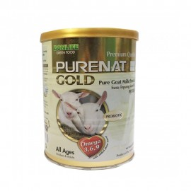 image of BONLIFE-PURENAT GOLD PURE GOAT MILK POWDER 纯羊奶 800G