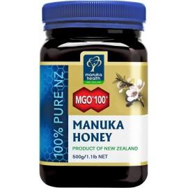 image of Manuka Health MGO 100+ Manuka Honey(250g)