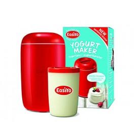 image of Easiyo Yogurt Maker (Red) 1kg, Easy Way to Make Fresh Yogurt