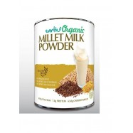 image of EARTH ORGANIC Millet Milk Powder (Gluten Free) 900g