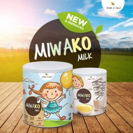 image of Dale& Cecil MIWAKO MILK POWDER (700G) Best before Mar 2020