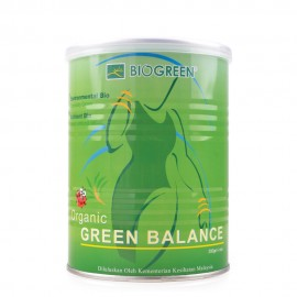 image of BIOGREEN - Organic Green Balance Powder - 200G