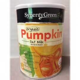 image of Synergy Green Organic Pumpkin Oatmilk 有机金瓜燕麦奶 800g exp date Jan 2020