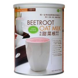 image of LOHAS Organic Beetroot Oatmilk 有机甜菜根燕麦奶 900g (Exp OCT 2019)