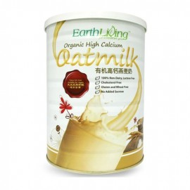 image of EARTH LIVING ~ Organic High Calcium Oatmilk 850G (EXPIRY DATE AUG 2019)