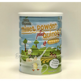 image of 100% Organic Millet Powder Plus Quinoa 400g