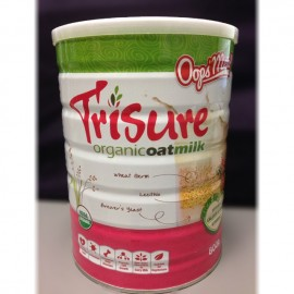 image of Trisure Organic Oatmilk 三宝有机燕麦奶 800G (Expiry JAN 2019)