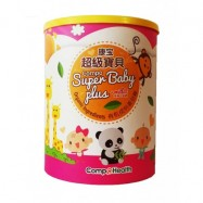 image of CompoHealth Organic Super Baby Plus Cereal 康宝超级宝贝 700g