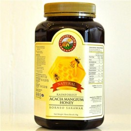 image of CF Org Rainforest Acacia Honey - 1kg