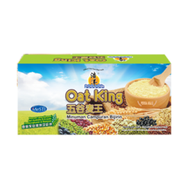 image of TG OCEAN OAT KING 浩洋五谷麦王 (Original or Choco Flavour) (20g x 30 packets)