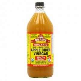 image of Bragg Organic Apple Cider Vinegar (946ml)