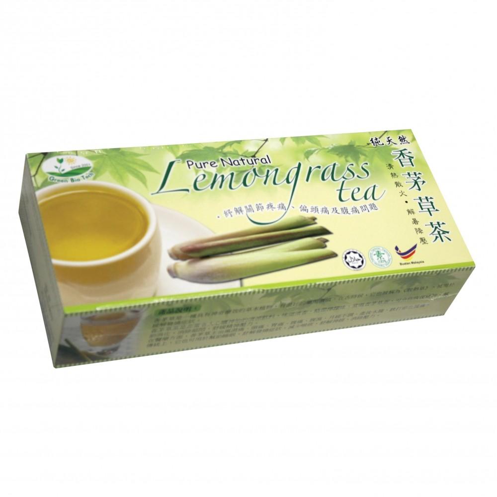 Green Bio Tech Lemongrass Tea 香茅草茶 40g (2g x 20 Sachets)