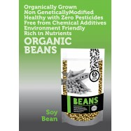 image of Earth Living Organic Soy Bean 有机黄大豆 500g (BUY 4 FREE 1)