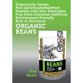 image of Earth Living Organic Soy Bean 有机黄大豆 500g (BUY 4 FREE 1)