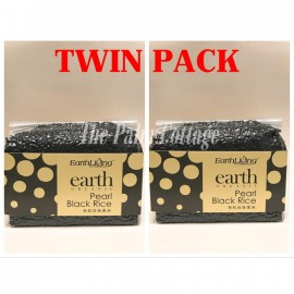 image of [TWIN PACK] Earth Living Organic Pearl Black Rice 500g X 2