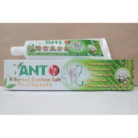 image of ANT 9烤竹盐牙膏 9Burned Bamboo Salt Toothpaste