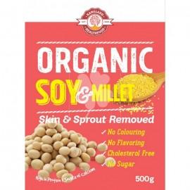 image of Kangland Organic Soy & Millet powder 500g
