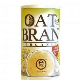 image of Earth Organic Organic Oat Bran Powder (Net Weight 600g)