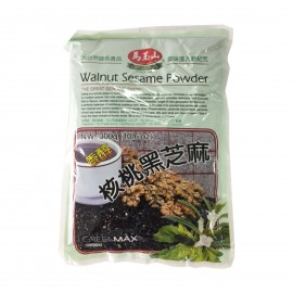 image of Greenmax Walnut Sesame Meal 马玉山核桃黑芝麻粉 300G