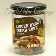 image of LOHAS GINGER BROWN SUGAR CUBE 姜母黑糖塊 300g (Expiry date : 11APR2019)