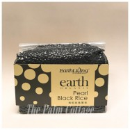 image of Earth Living Organic Pearl Black Rice (500g)