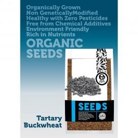 image of EARTH LIVING Organic Wild Tartary Buckwheat 250G 有机苦荞麦