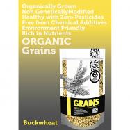 image of Earth Living Organic Buckwheat