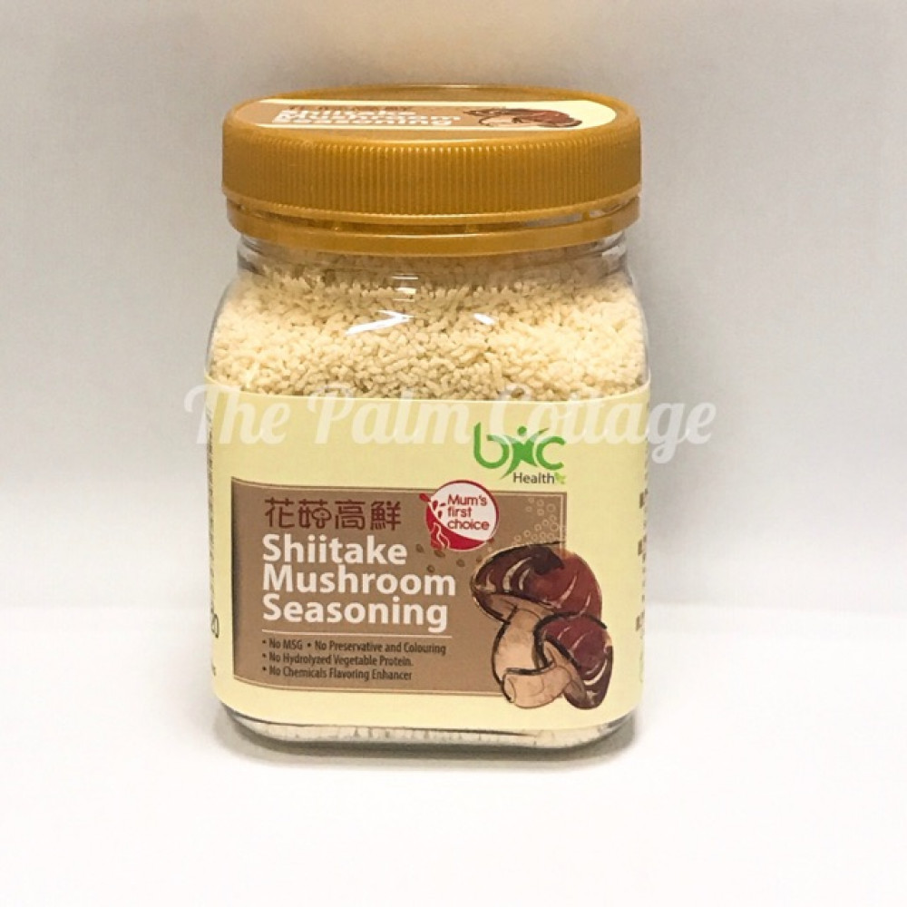 BNC Shiitake Mushroom Seasoning 150G (Halal)