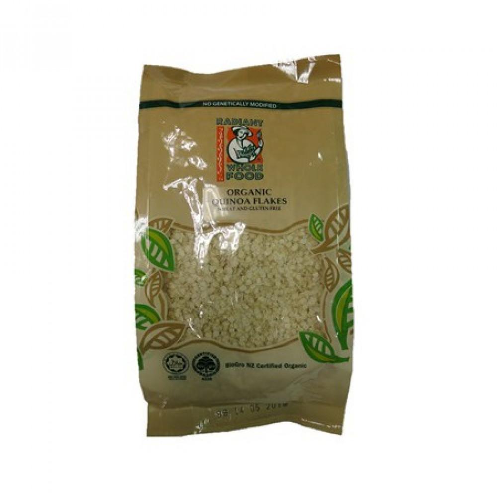 Radiant Organic Quinoa Flakes 300g