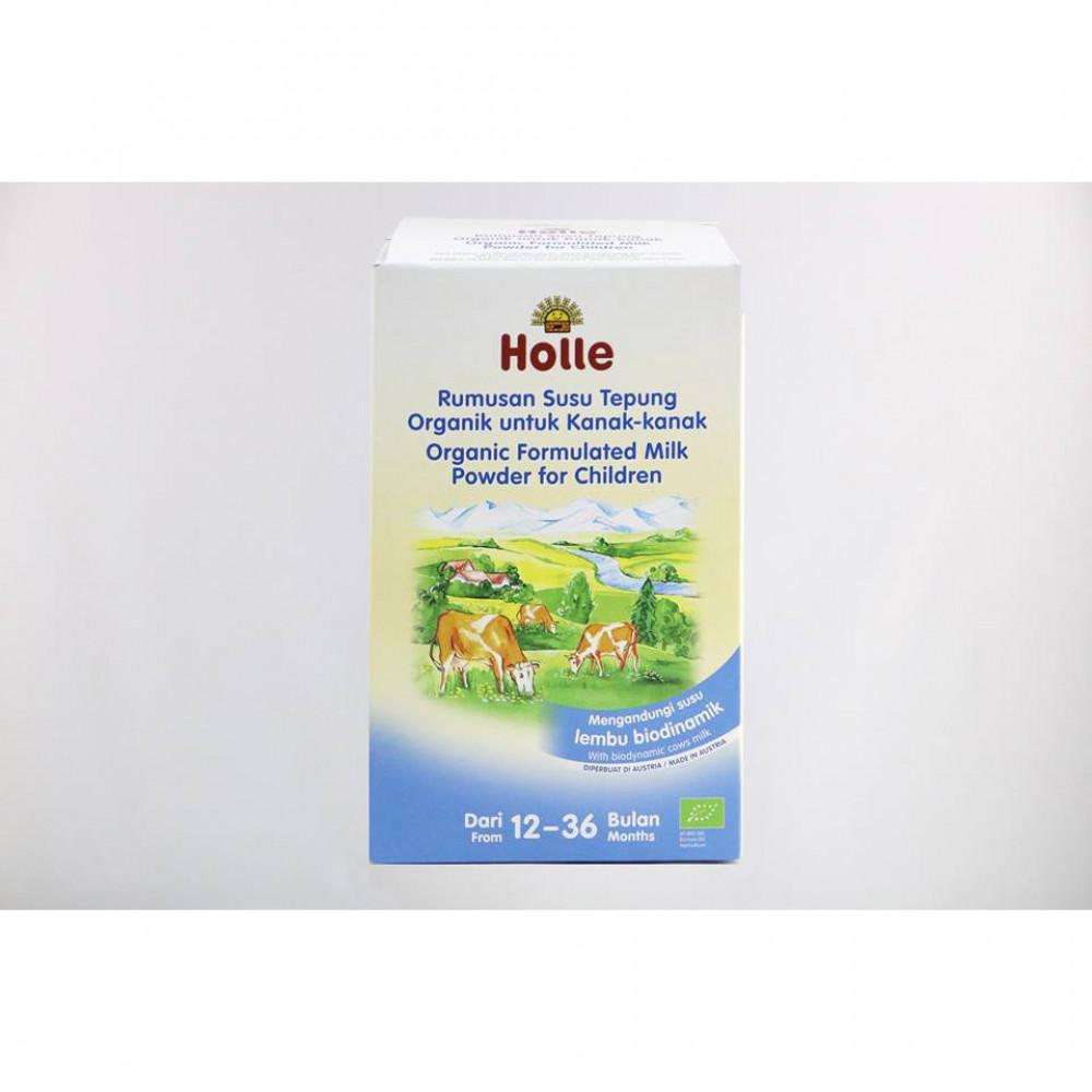 HOLLE Organic Formulated Milk Powder for Children 600g