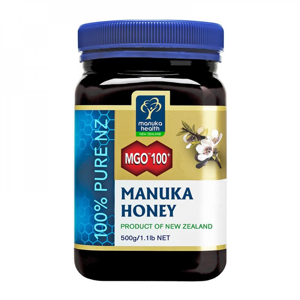 Manuka Health Manuka Honey - MGO 100+ 500G