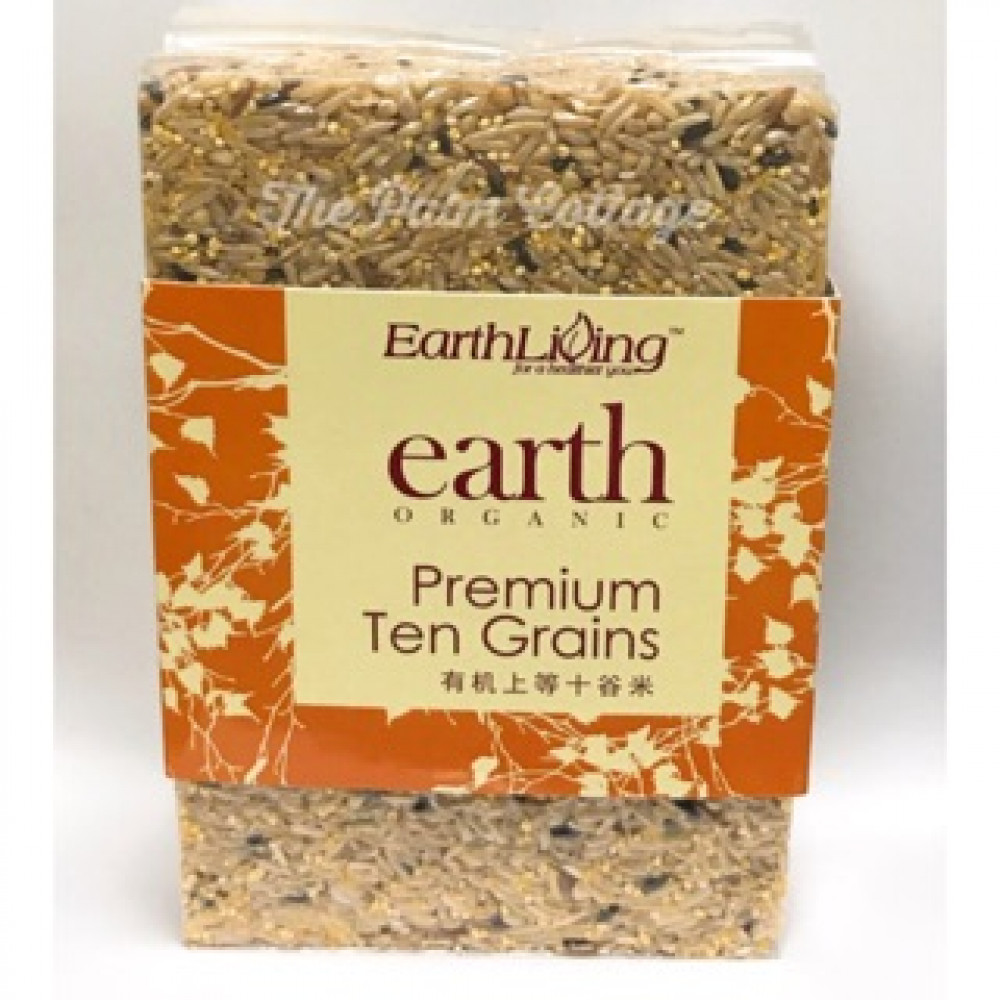 EARTH LIVING PREMIUM TEN GRAINS 1KG