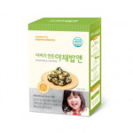 BEBEFOOD VEGETABLE TOPPING 28 g (4 g X 7)