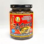 Sauce Co - Vegetarian Marinated Meat with Mushroom 素卤肉拌酱240g