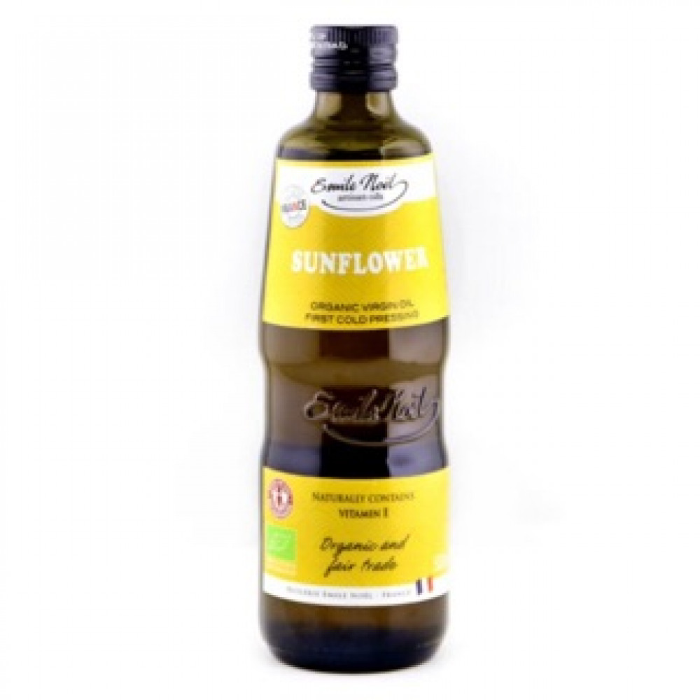 Emile Noel Organic Sunflower seed oil 500ml