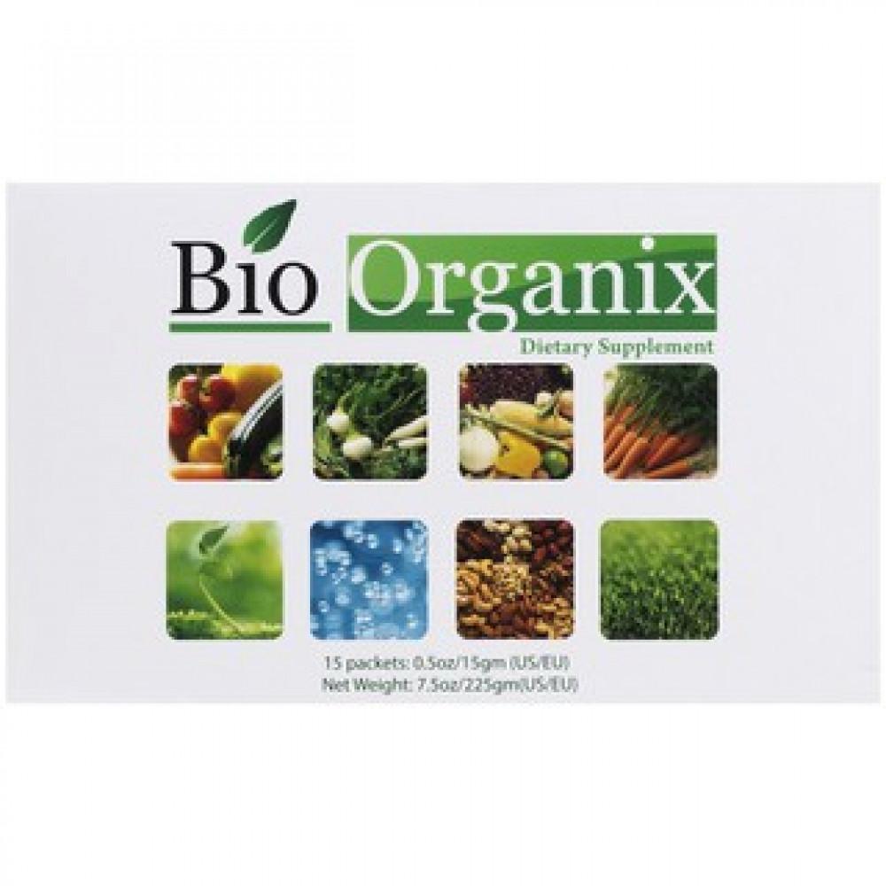 NHF BIO ORGANIX(15sachets*15g)