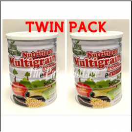 image of 100% Nutritious Multigrain Powder (850g) [Twin Pack]