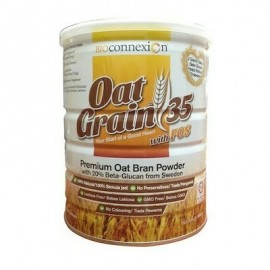 image of Bioconnexion Oat Grain 35 with FOS 500g