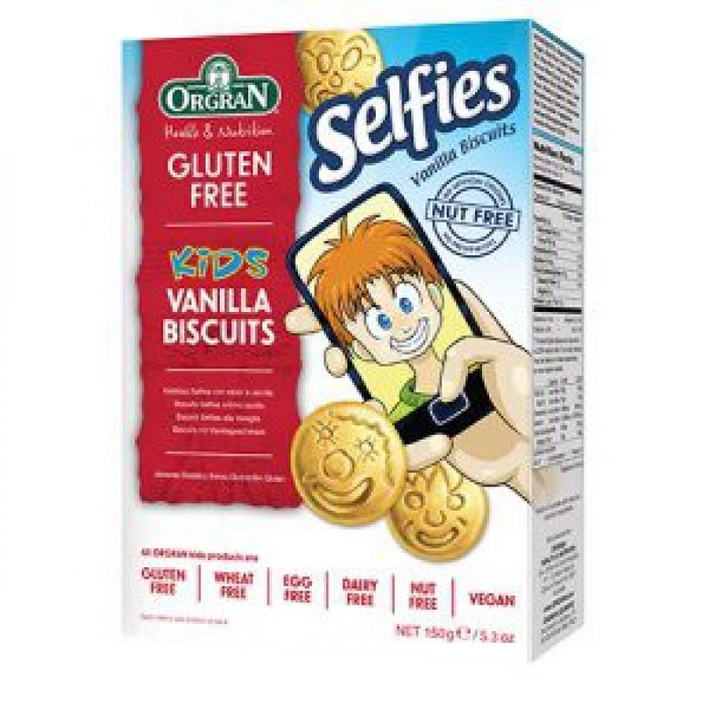 Selfies Vanilla Biscuits 150g