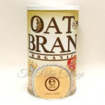 EARTH LIVING ORGANIC OAT BRAN 600g