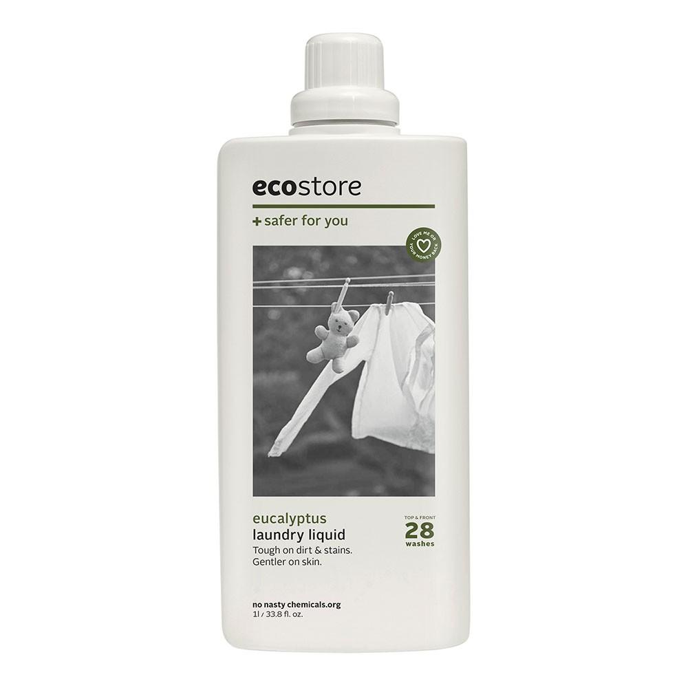 EcoStore Eucalyptus Laundry Liquid 1litre