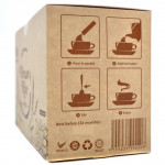 [Twin Pack] YES NATURAL Brown Rice Coffee (30g x 18 sachet ) X 2 Boxes