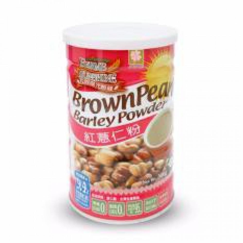 Ferme Sunshine Brown Pearl Barley Powder 红意仁粉 (500g)