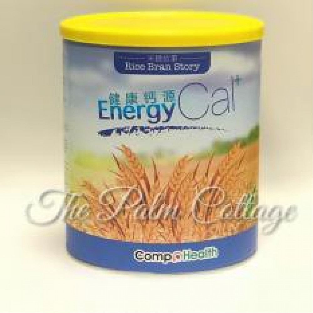 Rice Bran Story Cal Plus 米糠故事 (600g)