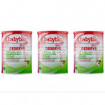 Babybio Deserve Formulated Cow's Milk for Children (1-3 years) 900g x 3tins