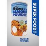 Earth Living Organic Almond Powder 杏仁粉 500g ( JAN 2022)