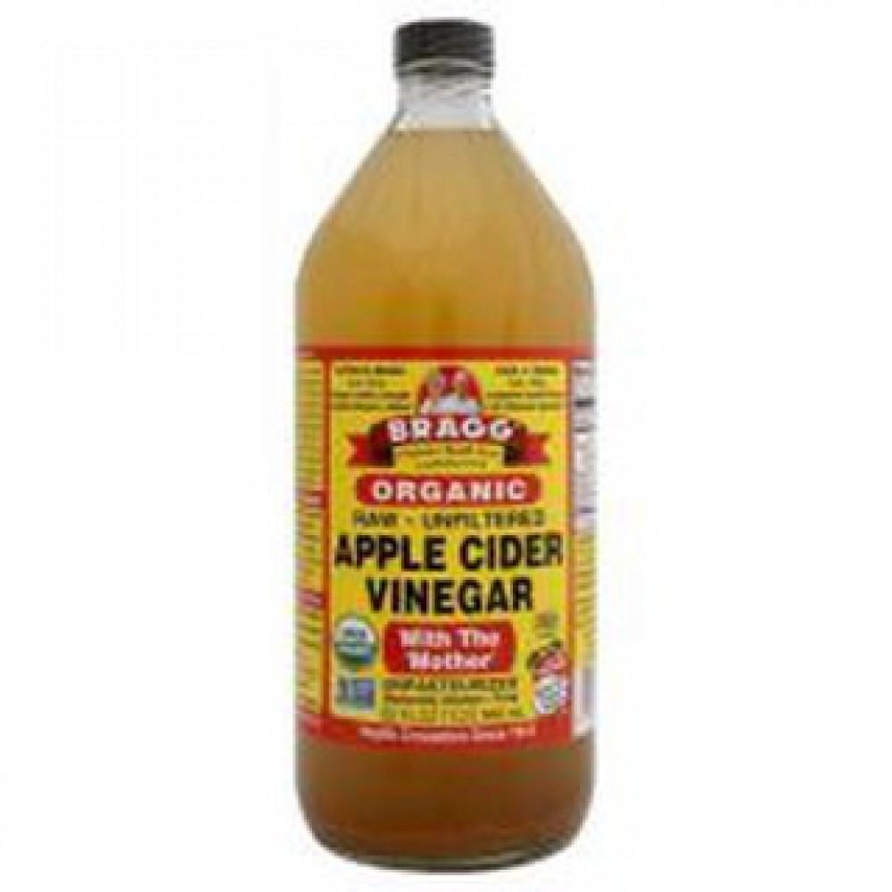 Bragg Organic Apple Cider Vinegar (946ml)