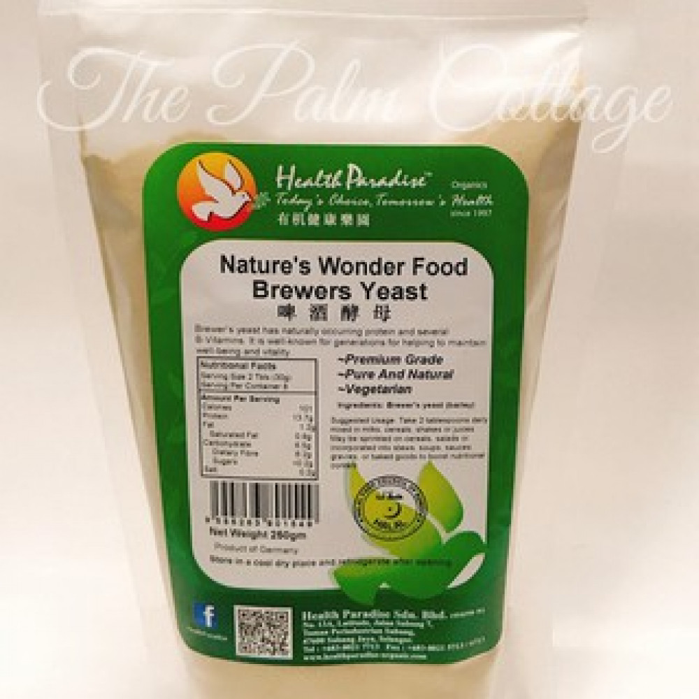 Health Paradise Natural Brewer Yeast 250g